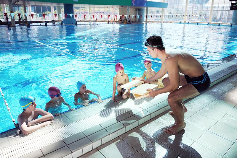 Cursos de natación Verano 2018