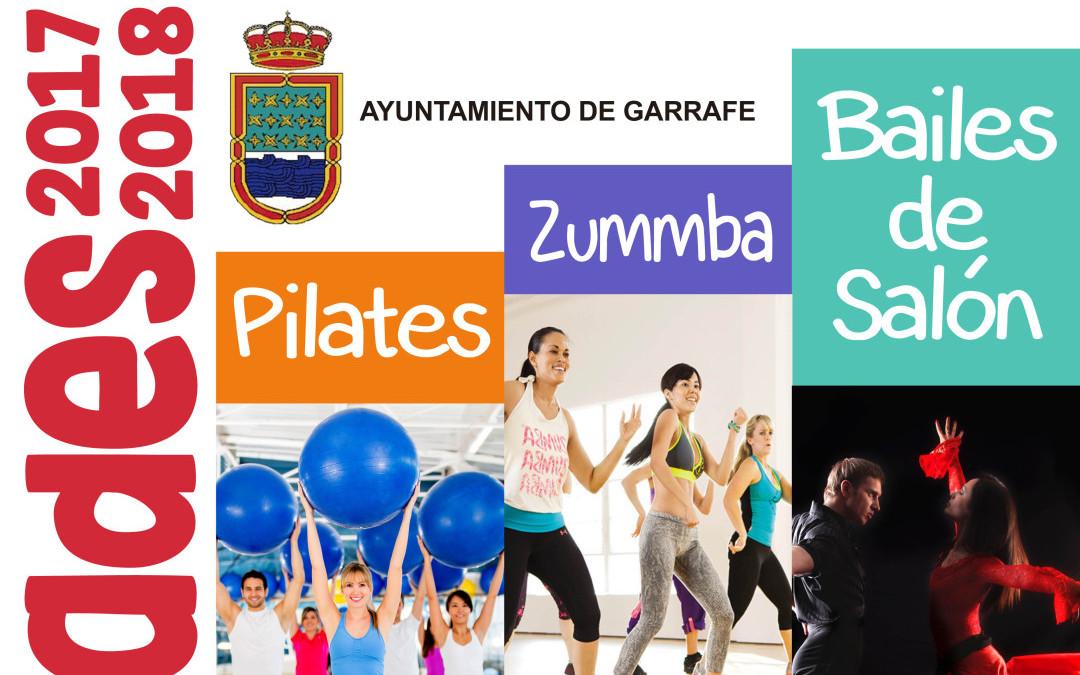 Actividades deportivas en el Ayuntamiento de Garrafe de Torío