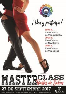 2017 Sept 27 MASTERCLAS Baile VILLAQUILAMBRE
