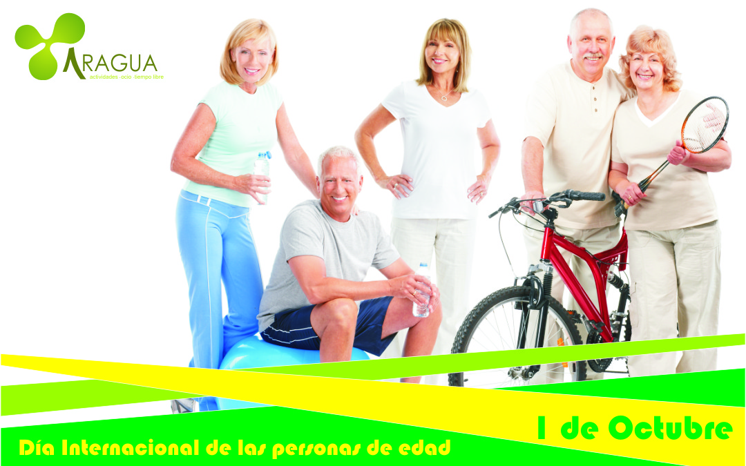 1 de Octubre, Día Internacional de las Personas de Edad.