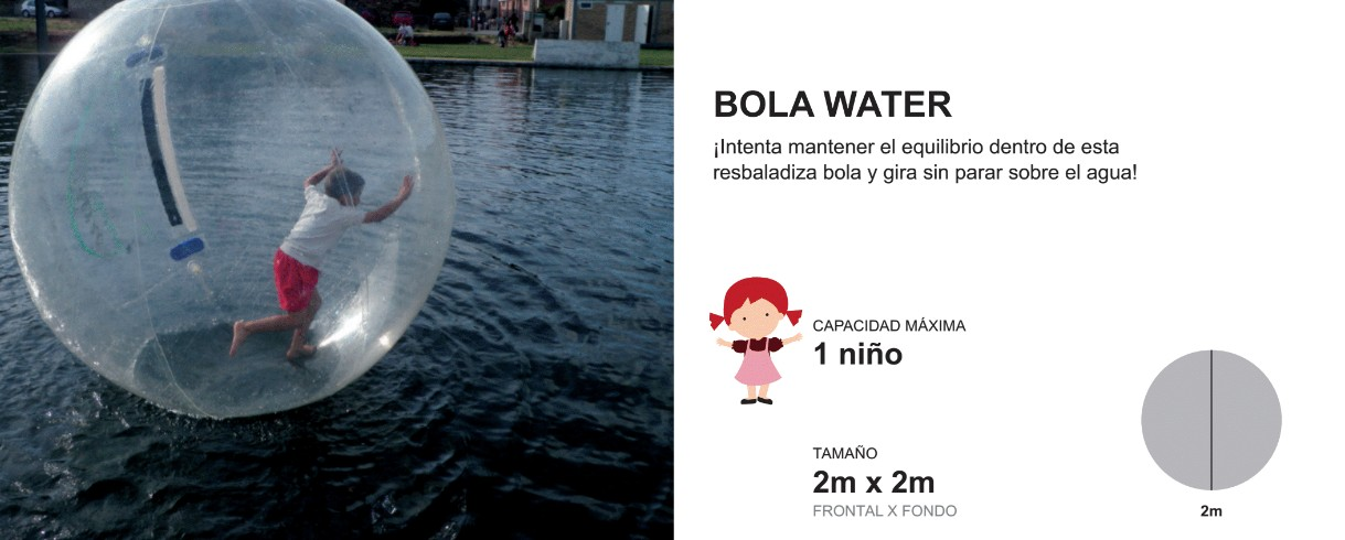 Bola Water