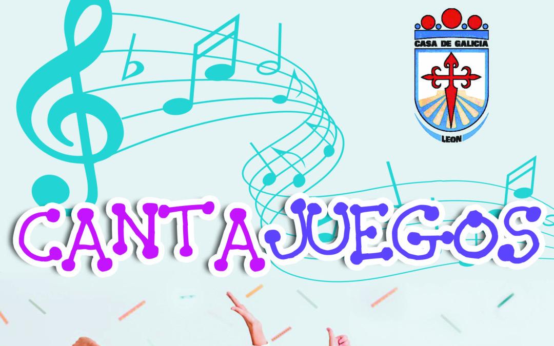 Cantajuegos Infantil en Casa Galicia, el sábado 16 de septiembre