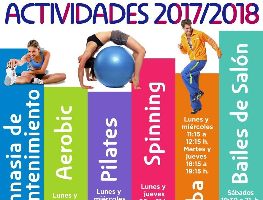 Actividades Deportivas en Casa León