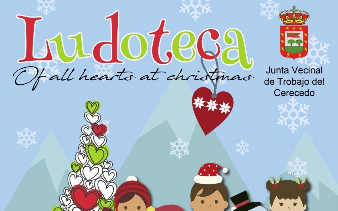 ¿Contando los días para Navidad? Ludoteca Trobajo del Cerecedo
