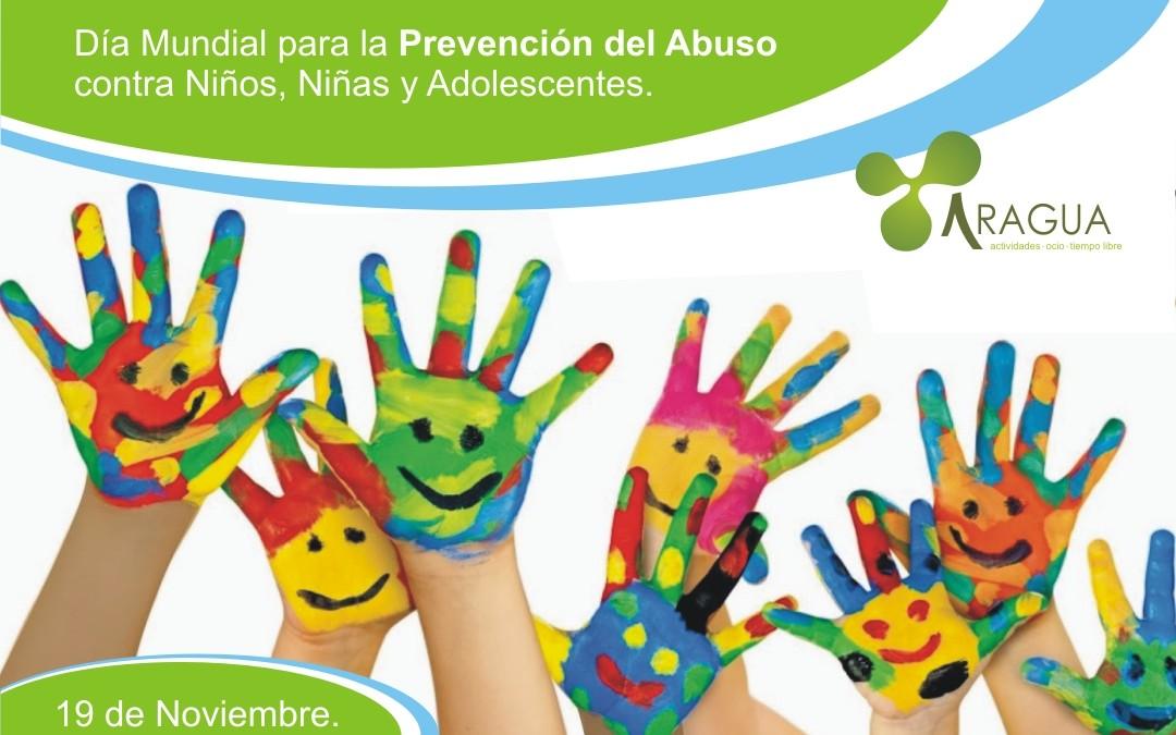 19 Noviembre, Día Mundial Contra el Abuso Infantil