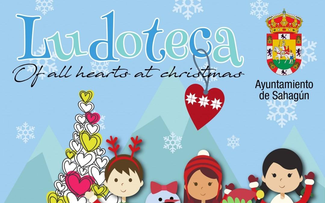 ¿Contando los días para Navidad? Ludoteca Sahagún