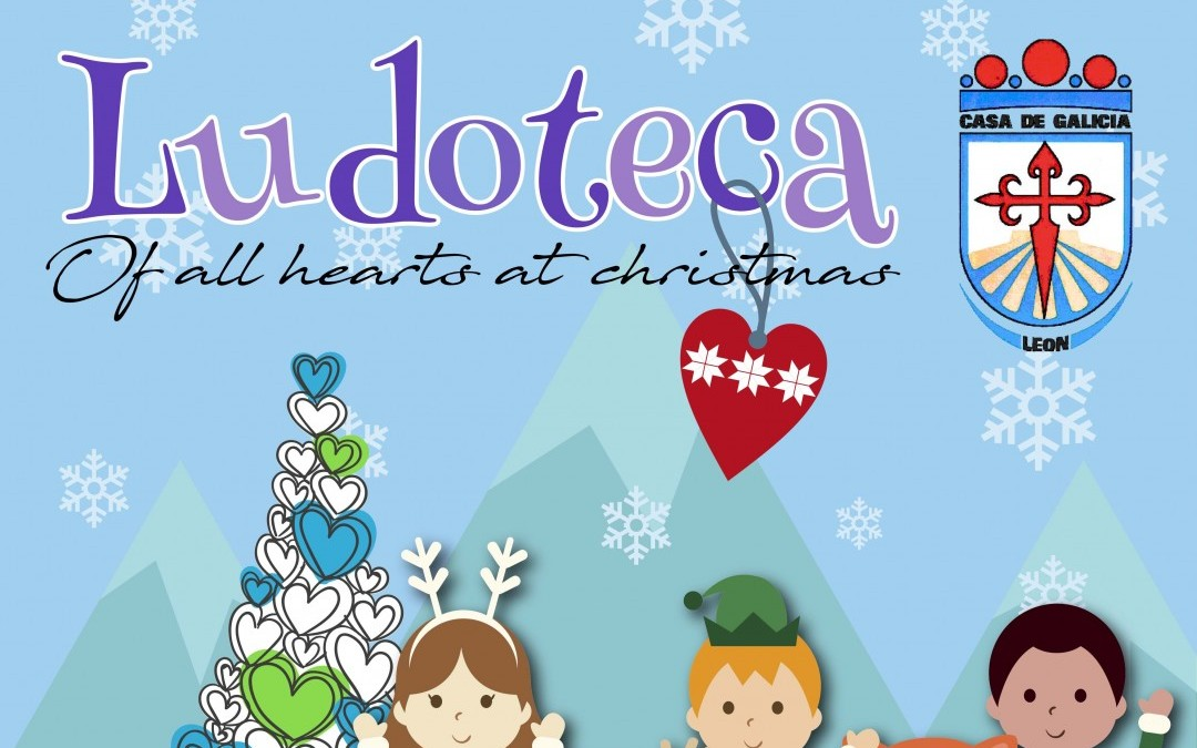 Ludoteca de Navidad en Casa Galicia