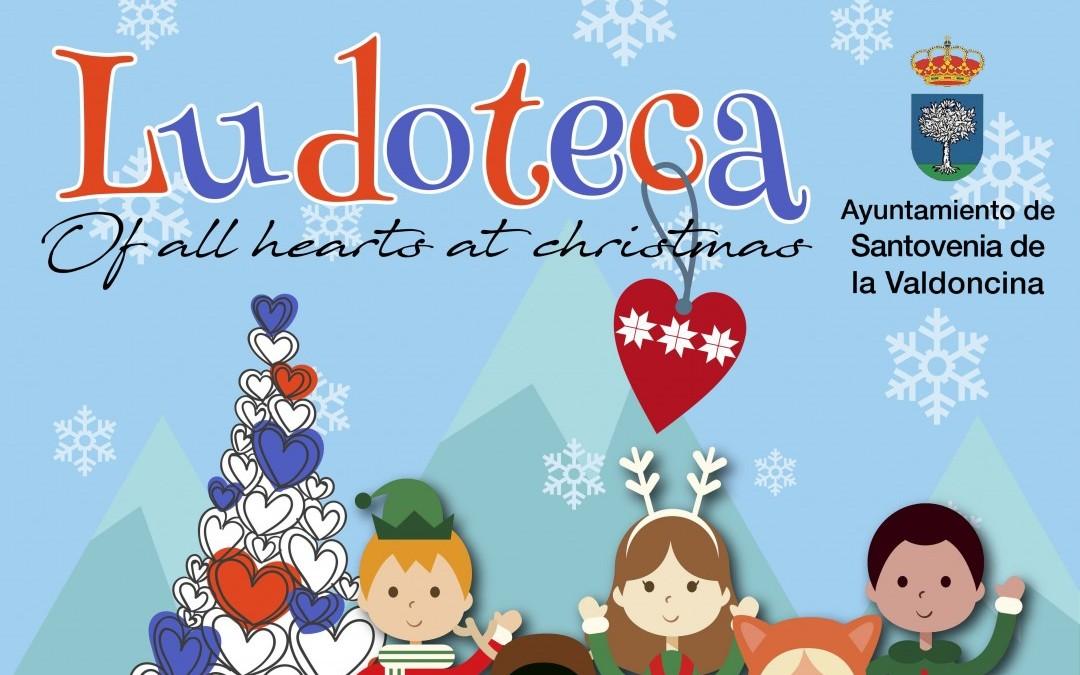 ¿Contando los días para Navidad? Ludoteca Santovenia de la Valdoncina