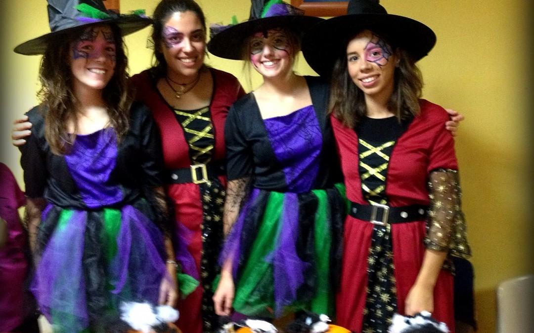 Te dimos Calabaza «de Halloween», Fiesta en Casa Galicia.