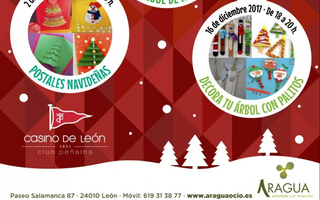 Ludoteca Casino, Sábados de Diciembre