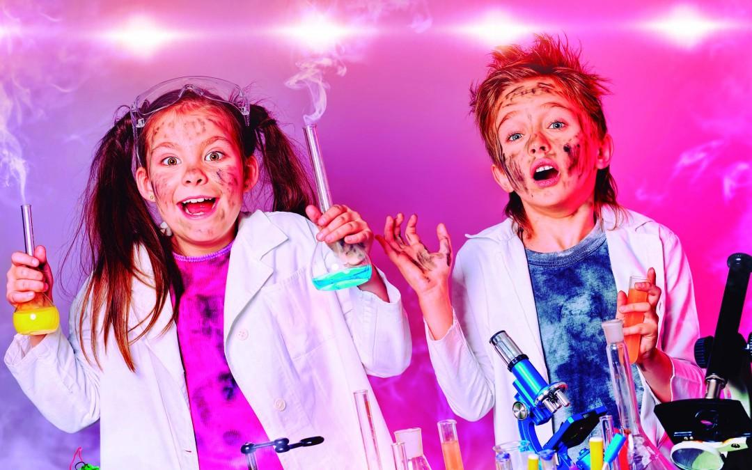 Científicos en Mozóndiga.
