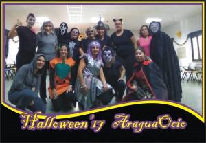 grupo cuadros halloween