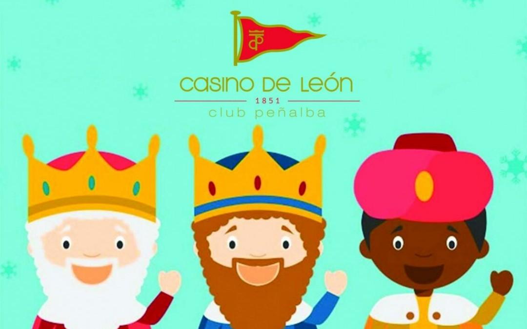¿Eres socio del Casino y no tienes preparada la carta para los Reyes Magos?