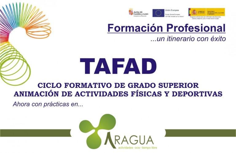 Tafad con practicas en Aragua