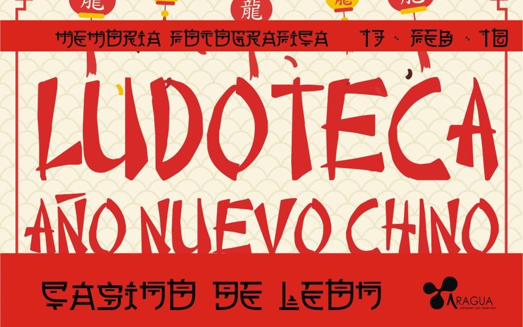 Comenzó el Año Nuevo Chino en la Ludoteca del Casino.