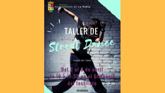 Street Dance llega a la Robla