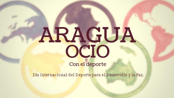 6 de Abril. Día Internacional del Deporte para el Desarrollo