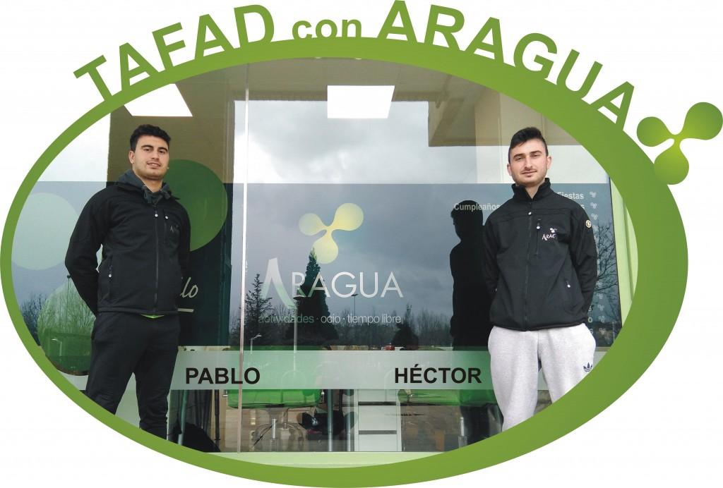 Monitores TAFAD Hector y Pablo