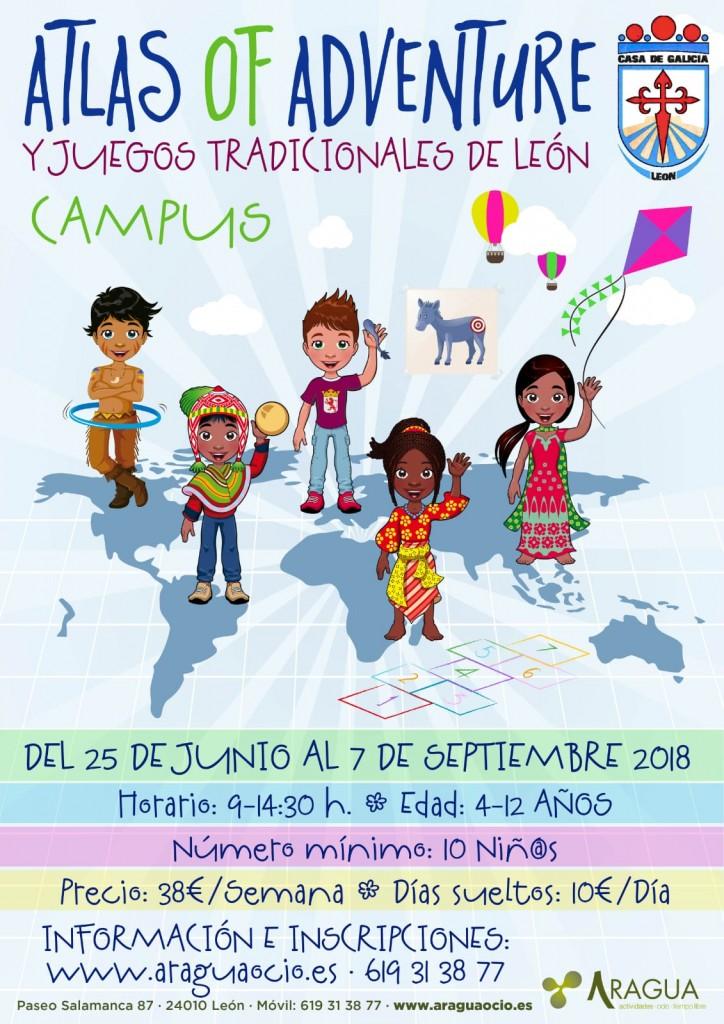Campus Atlas Casa Galicia