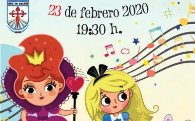 Juego y Canto ¡Cantajuegos de Carnaval! en Casa Galicia