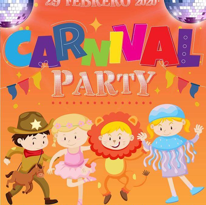 A mover el «esqueleto» en nuestra Carnival Party – Nuevo Recreo