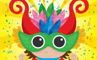 Diviértete elaborando máscaras de Carnaval – Taller de Máscaras