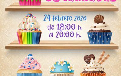 Descubre el taller más dulce y divertido – Taller de Cup Cakes de Carnaval Febrero 2020
