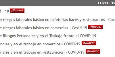 FORMACION EN COVID-19.