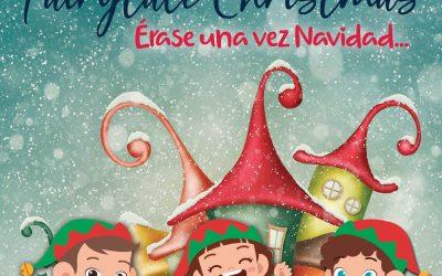 PRESENTAMOS NUESTRA LUDOTECA DE NAVIDAD: «FairyTale Christmas».