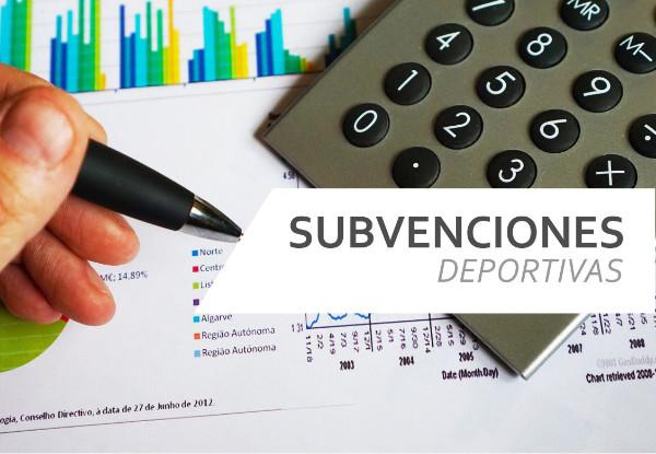 SUBVENCIONES AULAS DE DEPORTE Y SALUD